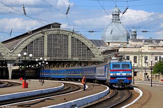 UZ VL40U-1457-2, Lviv, 2018/05/21.