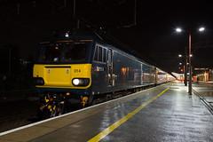 GBRf 92014 Crewe (daveymills37886) Tags: gbrf 92014 crewe class caledonian sleeper