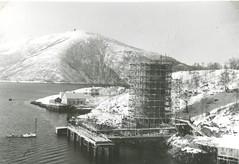 AiN.NA074.0334 (Arkiv i Nordland) Tags: norcem nordland portland cementfabrik 100 år jubileum kjøpsvik arkiv snø vinter