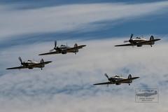 Hawker Hurricane (Aerial Photographer) Tags: canon canonglobal photo canonphoto aviation aviationphotography photographer canonphotographer photooftheday aereistorici foto aereo aereoplano cielo cabina di pilotaggio