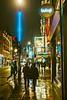 Bright lights big city (the mr gnu) Tags: londonstreetphotography themrgnu colour candidpeople neon nightphotography reflection rainynight capitalcity urban