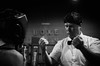 30504 - Referee (Diego Rosato) Tags: boxe boxing pugilato boxelatina incontro match ring bianconero blackwhite rawtherapee nikon tamron 2470mm d700 referee arbitro