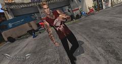 256 (Dangel Men Style) Tags: shirt tattoo lavarock birth etham pants shape secondlife sl blogger photoshop spam dangel skim
