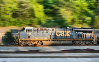 CSX Q029-15 at Chattanooga, TN