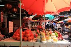 Market - Chinatown, Bangkok (cattan2011) Tags: 泰国 thailand bangkok chinatown market traveltuesday travelphotography travelbloggers travel streetpicture streetphoto streetphotography streetart street landscapephotography landscape