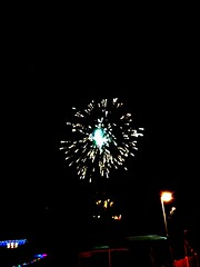 △ (danny_lawman) Tags: snap awesome cool green pretty sky firework