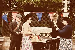 Post war celebrations (Tony Howsham) Tags: vintage photo old celebration war post anglia east suffolk lowestoft museum transport carlton 18250 sigma 70d eos canon