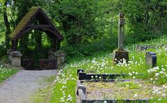 Stoney Middleton Cemetery (Blue Sky Pix) Tags: cemetery stoneymiddleton derbyshire peak district national aprk england history commonwealth war graves pentax