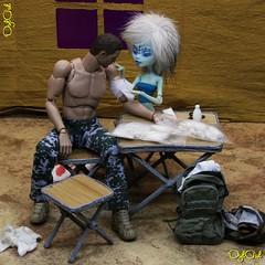 №542. Vol.1 / Ep.LXXXIII (17) (OylOul) Tags: oyloul 2018 q2 542 16 action figure damtoys hottoys monster high doll