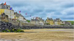 D-day beaches, Arromanches today ... ( 1 ) (miriam ulivi) Tags: miriamulivi nikond7200 francia normandia arromancheslesbains spiaggedellosbarco 6giugno1944 dday