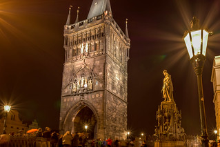 Old Town Bridge Tower, Prague, The Czech Republic
