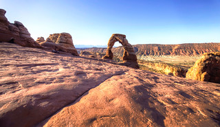 The Delicate Arch