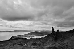 The Old man of Storr (carolinewright32) Tags: isle skye scotland storr old man cloud