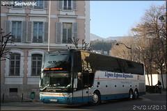 Van Hool Altano TDX20 - SCAL (Société Cars Alpes Littoral) / Lignes Express Régionales Provence-Alpes-Côte-d'Azur (Semvatac) Tags: semvatac photo bus tramway métro transportencommun vanhool altanotdx20 dq855am scal sociétécarsalpeslittoral lignesexpressrégionalesprovencealpescôted'azur 29 aéroportmarseilleprovence coursfrédéricmistral gap hautesalpes