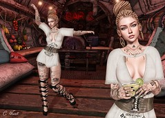 Loose Yourself (carol.newall) Tags: ricielli breathe doux insol avaway kibitz alme bolson chicchica bar looseyourself drinks dance thechapterfour cosmopolitan fameshed underground secondlife bento