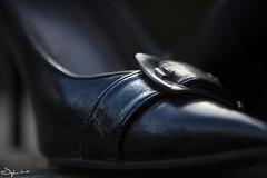 "Macro mondays ""transportation"" (Syl-la) Tags: macromondays transportation shoes"