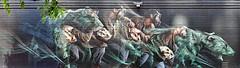 quickage-DSC_6172-DSC_6180 v2 (collations) Tags: newyork newyorkcity nyc graffiti lihill