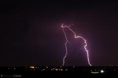 Lightning (Krzysztof Cabak) Tags: lightning stormchase wadowice poland krzysztofcabak