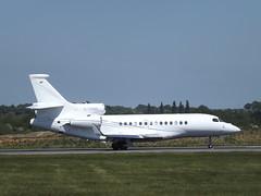 G-CRNS Dassault Falcon 7X TAG Aviation (UK) Ltd (Aircaft @ Gloucestershire Airport By James) Tags: luton airport gcrns dassault falcon 7x tag aviation uk ltd bizjet eggw james lloyds