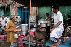 Tea time (SaumalyaGhosh.com) Tags: tea morning time pot people color hot street streetphotography india kolkata