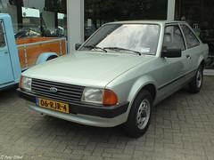 Ford Escort 1.1 (peterolthof) Tags: peterolthof hofman leek carscoffee 06rjr4
