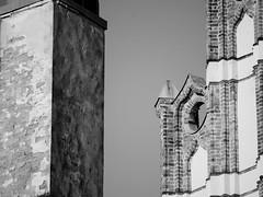 riga (szélléva) Tags: riga bnw blackwhite monochrome walls history abstract perspective