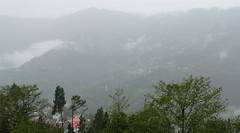 View from Gangtok (Ankur P) Tags: india sikkim eastsikkim gangtok mountains himalayas himalaya