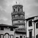 Leaning (The Great M) Tags: travel sonya7iii tower pisa architecture monochrome italy blackandwhite