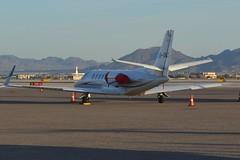 XB-OUZ (LAXSPOTTER97) Tags: xbouz cessna cit citation ultra cn 5600367 airport aviation airplane klas