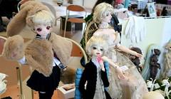 Octarine (shorleckin) Tags: zun doll chateau dollchateau aimerai ringdoll eyes larry skeleto convention salon