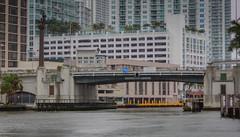 Brickell Avenue Bridge over Miami River - Miami FL (mbell1975) Tags: miami florida unitedstates us brickell avenue bridge over river fl fla water bay inlet ocean atlantic biscayne bro brücke puente pont ponte brug bouwwerk most brig köprü bur broen