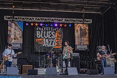 A55T8382 (Nick Kozub) Tags: justin saladino band orangeville blues jazz festival objf2018 concert gig live music spectacle fender gibson guitar ruckus fun photography day festive canon 1d x ef l usm 35350 f3556