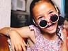 Le petit clown! ❤️ #portrait #lol #littlegirl #mylove #mydaughter #shotoniphone #shotwithhalide #darkroomapp (Lexlutin66) Tags: portrait lol littlegirl mylove mydaughter shotoniphone shotwithhalide darkroomapp