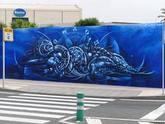 Meeting of Styles 2018 (paramonguino) Tags: p1480960jpg1 carrizal ingenio grancanaria islascanarias canaryislands kanarischeinseln graffiti streetart
