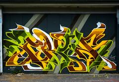 HH-Graffiti 3710 (cmdpirx) Tags: hamburg germany graffiti spray can street art hiphop reclaim your city aerosol paint colour mural piece throwup bombing painting fatcap style character chari farbe spraydose crew kru artist outline wallporn train benching panel wholecar