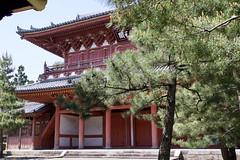 大徳寺 Daitoku-ji Temple (ELCAN KE-7A) Tags: 日本 japan 京都 kyoto 大徳寺 daitokuji temple 新緑 fresh greenery ペンタックス pentax k3ⅱ 2018