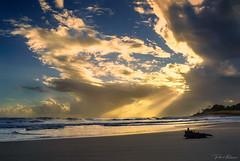 Caribbean beach (Plamen Troshev) Tags: caribbean beach sky sea explore new nature sunset sunrise santa lucia landscape sand