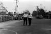 img331 (Höyry Tulivuori) Tags: india 1970 street life people cars monochrome men women child 70s vintage seventies temple city country индия улица чернобелое автомобиль дома народ быт