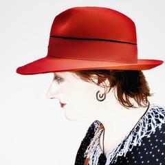 The red hat - El sombrero rojo (COLINA PACO) Tags: hat sombrero red rojo rouge chapeau girl chica woman mujer femme retrato ritratto portrait photoshop photomanipulation franciscocolina fotomanipulación fotomontaje