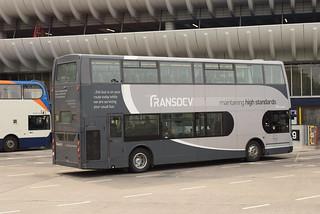 TBP 2706 @ Preston bus station