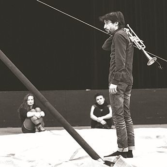 Cirque Rouage « Là »