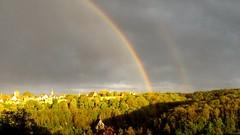 Regenbögen (claudiaschmidt2) Tags: arcobaleno regenbogen germany germania deutschland