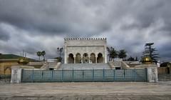 Marocco #6 - Mausoleo di Mohammed V  (Rabat) (celestino2011) Tags: nuvole rabat marocco mausoleodimohammedv