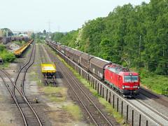 DBC 193 304 (jvr440) Tags: trein train spoorwegen railway railroad duisburg entenfang db deutsche bahn cargo vectron br193