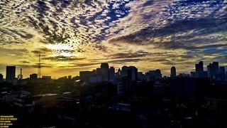 ..waking up the metropolis..