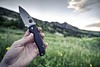 Spyderco Shaman (NVenot) Tags: spyderco shaman knife kinves edc every day carry flatirons boulder co sunset hdr