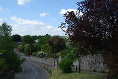 Ludlow 220518 - DSC_0731 (Leslie Platt) Tags: exposureadjusted straightened shropshire birthdaytreat ludlow linney