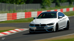 Turning into the corner (m i n i t e k) Tags: bmw m4 drift nurburgring nordschleife racing car racetrack track race record power gran turismo sport sportscar