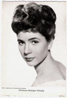 Christiane Hörbiger-Wessely in Kronprinz Rudolfs letzte Liebe (1956)