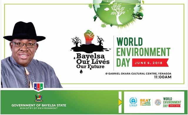 HSDickson- World Environmental Day Banners 6th June 2018